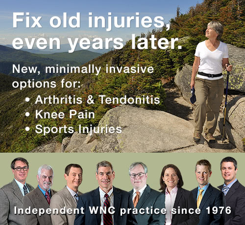 Fix old injuries, even years later.