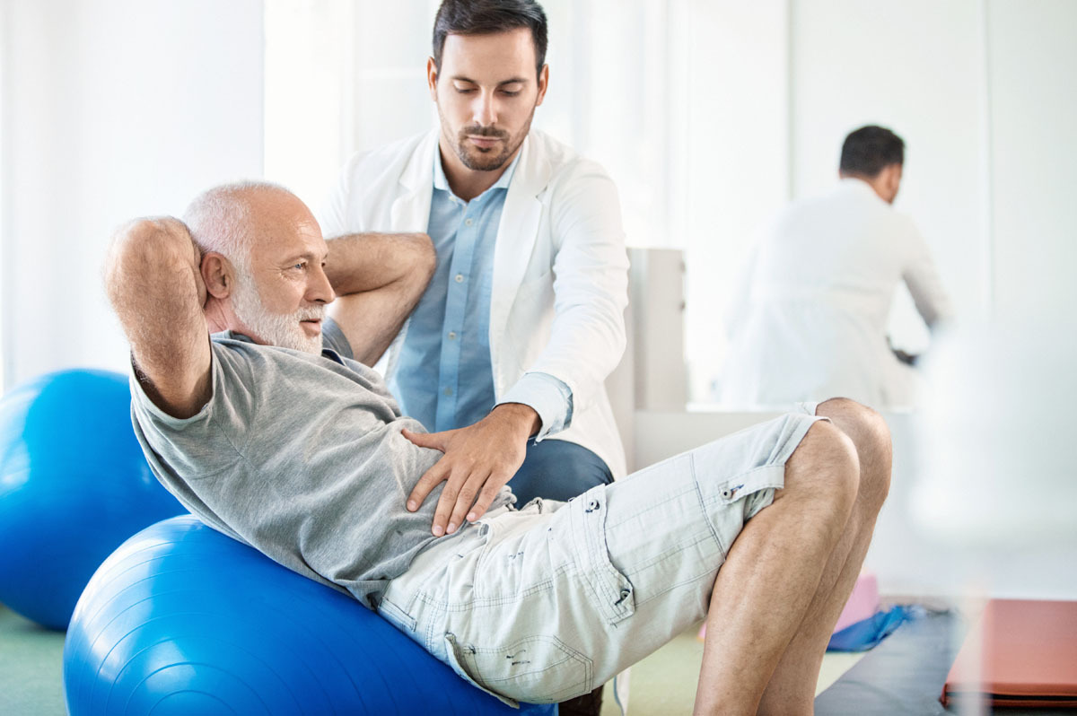 How to Find a Physical Therapist